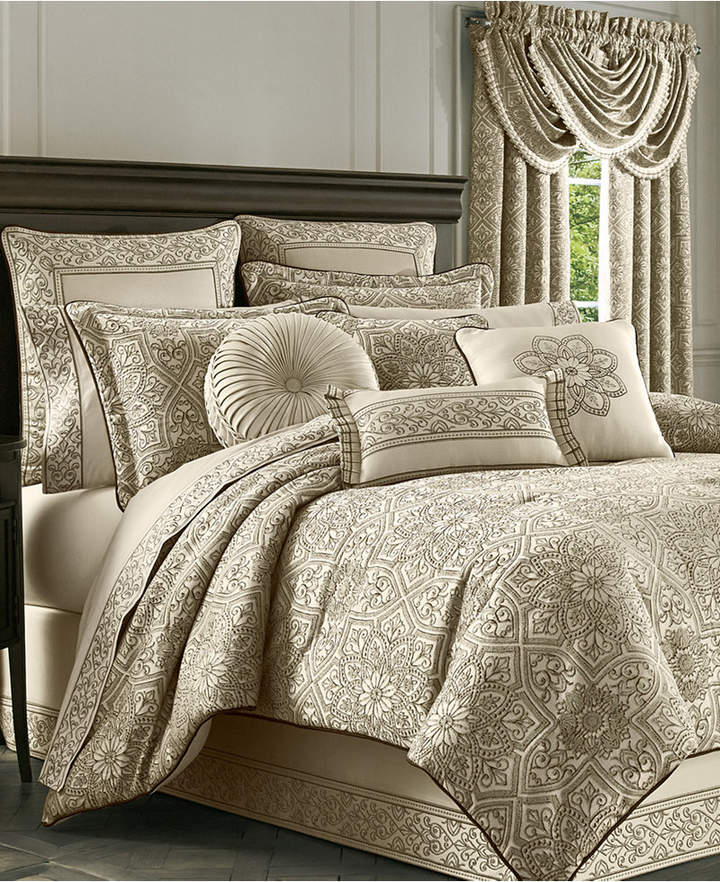 Mirabella 4-Pc. Queen Comforter Set Bedding