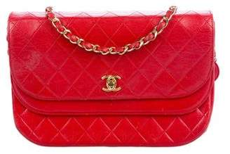 Chanel Lambskin Double Flap