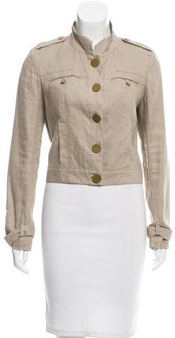 Tory BurchTory Burch Linen Casual Jacket w/ Tags