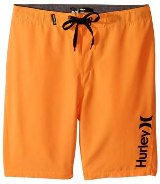 Hurley Heathered Boardshorts Boy's Swimwear