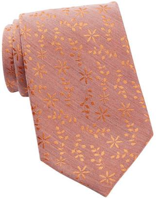 Calvin Klein Melange Daisy Tie $65 thestylecure.com