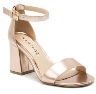 Rampage Norma Women's Block Heel Dress Sandals