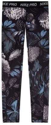 Nike Pro Botanical Print Leggings