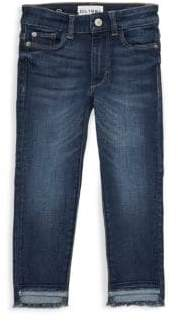 Chloé Little Girl's Step Hem Skinny Jeans