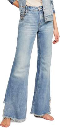 Free People Vintage Flare Jeans