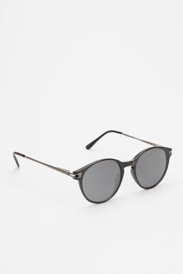 Retro Round Metal Sunglasses