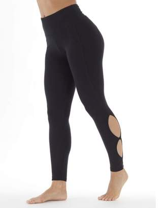 Bally Total Fitness Women's Active Savvy Ankle Tight