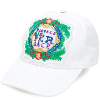Versace Beverly Palm baseball cap