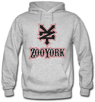 Zoo York NHug Men's Long Sleeve Sherpa Hoodie Sweatshirt