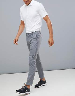 Puma Tailored Tech Pants In Gray