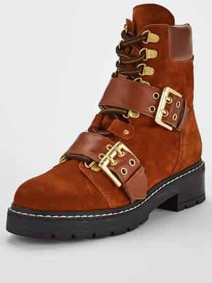 Carvela Saunter Ankle Boot - Tan