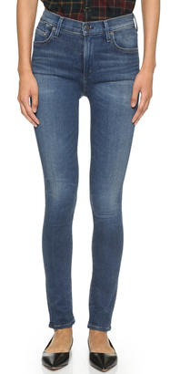 Citizens of Humanity Rocket High Rise Sculpt Skinny Jeans $228 thestylecure.com