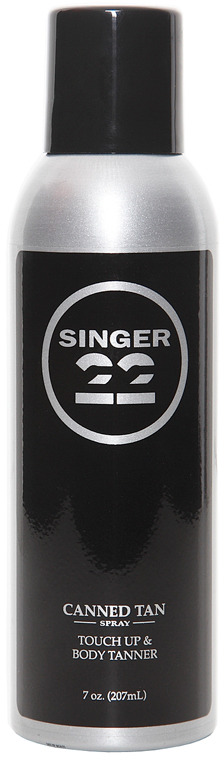 Singer22 Canned Tan Spray in None