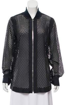 Alexander Wang Casual Sports Jacket
