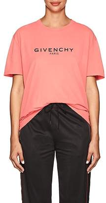 Givenchy Women's Logo Cotton Jersey T-Shirt