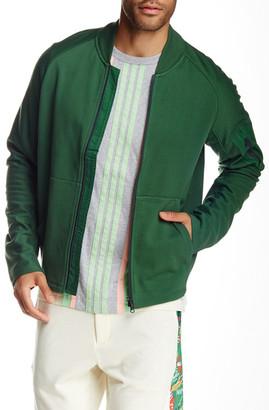 Y-3 Front Zip Jacket $295 thestylecure.com