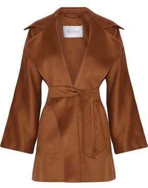 Max Mara Gas Cashmere Wrap Coat