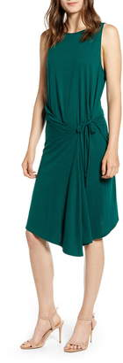 Chelsea28 Asymmetrical Tank Dress