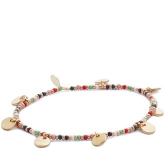 Shashi Disc Strech Bracelet $35 thestylecure.com