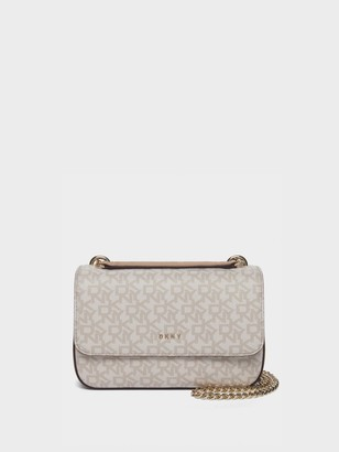 DKNY Sina Town & Country Flap Shoulder Bag