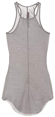 Rick Owens Sleeveless silk top