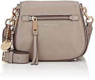 Marc Jacobs Women's Recruit Small Saddle Bag $375 thestylecure.com