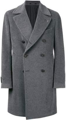 Tagliatore double breasted overcoat