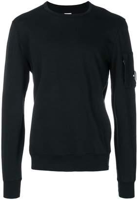 C.P. Company arm lens sweatshirt