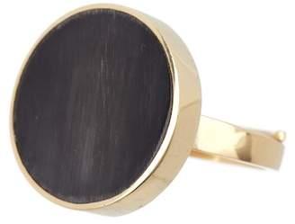 Soko Horn Disc Ring