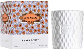 Claus Porto Banho Candle, 9.5 oz.