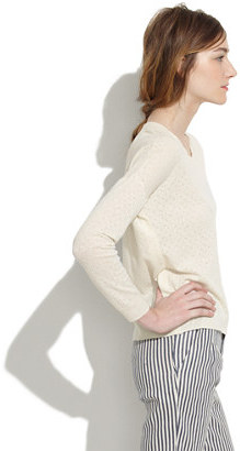 Madewell Studio Sweater in Pinhole