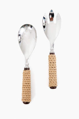 Shiraleah Rope Salad Servers