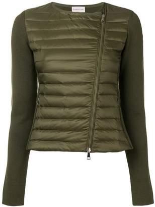 Moncler cropped padded jacket