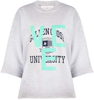 Golden Goose university print sweatshirt