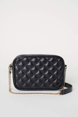 H&M Quilted Shoulder Bag - Black