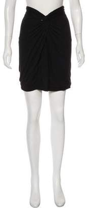 IRO Mid-Rise Mini Skirt