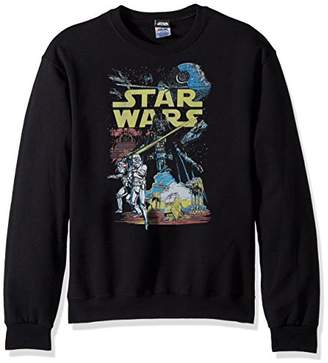 Star Wars Unisex-Adult's Men's Rebel Classic Graphic T-Shirt