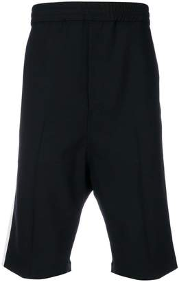 Neil Barrett elasticated waistband shorts