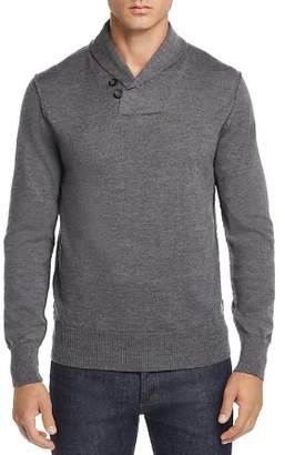 Fulton OOBE Shawl-Collar Pullover Sweater