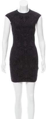 Alexander McQueen Bodycon Mini Dress w/ Tags