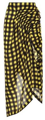 Cecily silk skirt