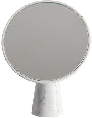 Sophie Marble & Glass Table Mirror