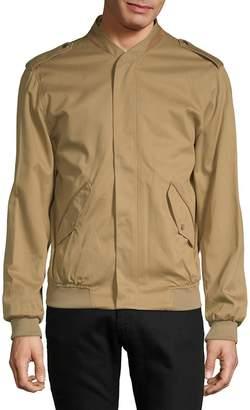 The Kooples Men's Classic Epaulette Jacket