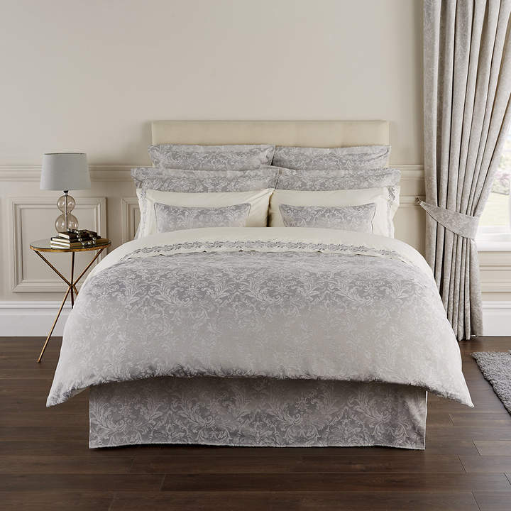 Palermo Duvet Set - Silver Grey - Double