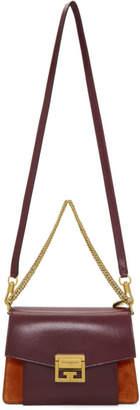 Givenchy Burgundy Small GV3 Bag