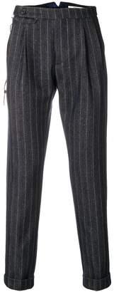 Berwich pinstripe tailored trousers