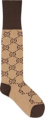 Gucci Interlocking G cotton socks