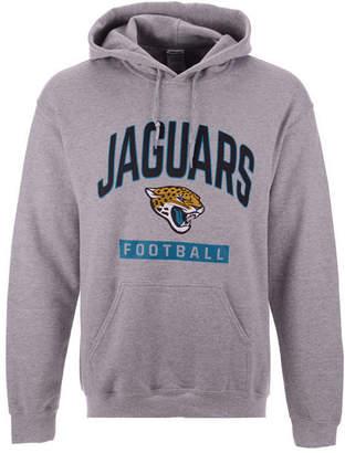 Authentic Nfl Apparel Men Jacksonville Jaguars Gym Class Hoodie