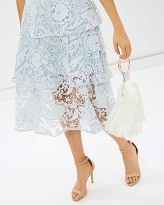 Margot Short Fringe Bag