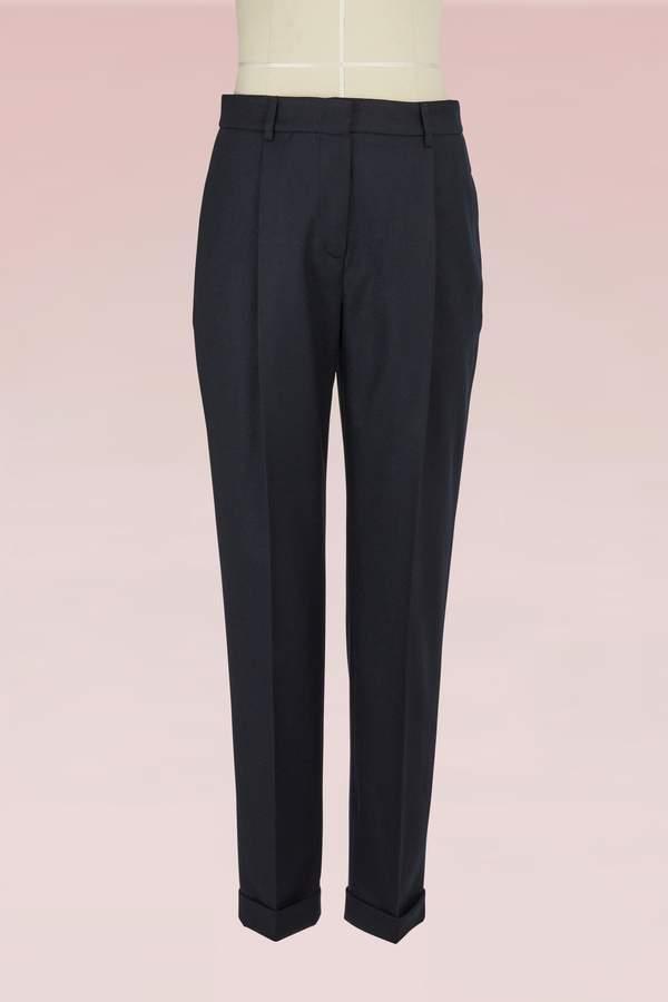 Msgm Virgin wool Trouser